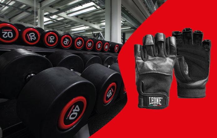 Leone AB713 – Recensione dei guanti per palestra