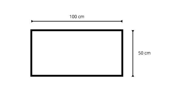dimensioni asciugamano palestra centimetri